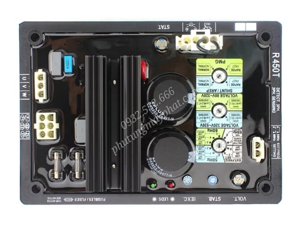AVR R450T