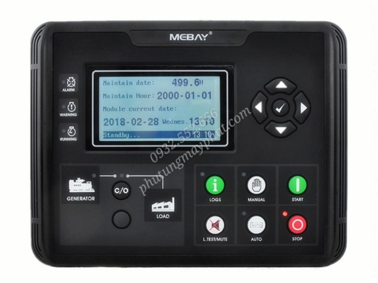 Mebay DC50D MKII