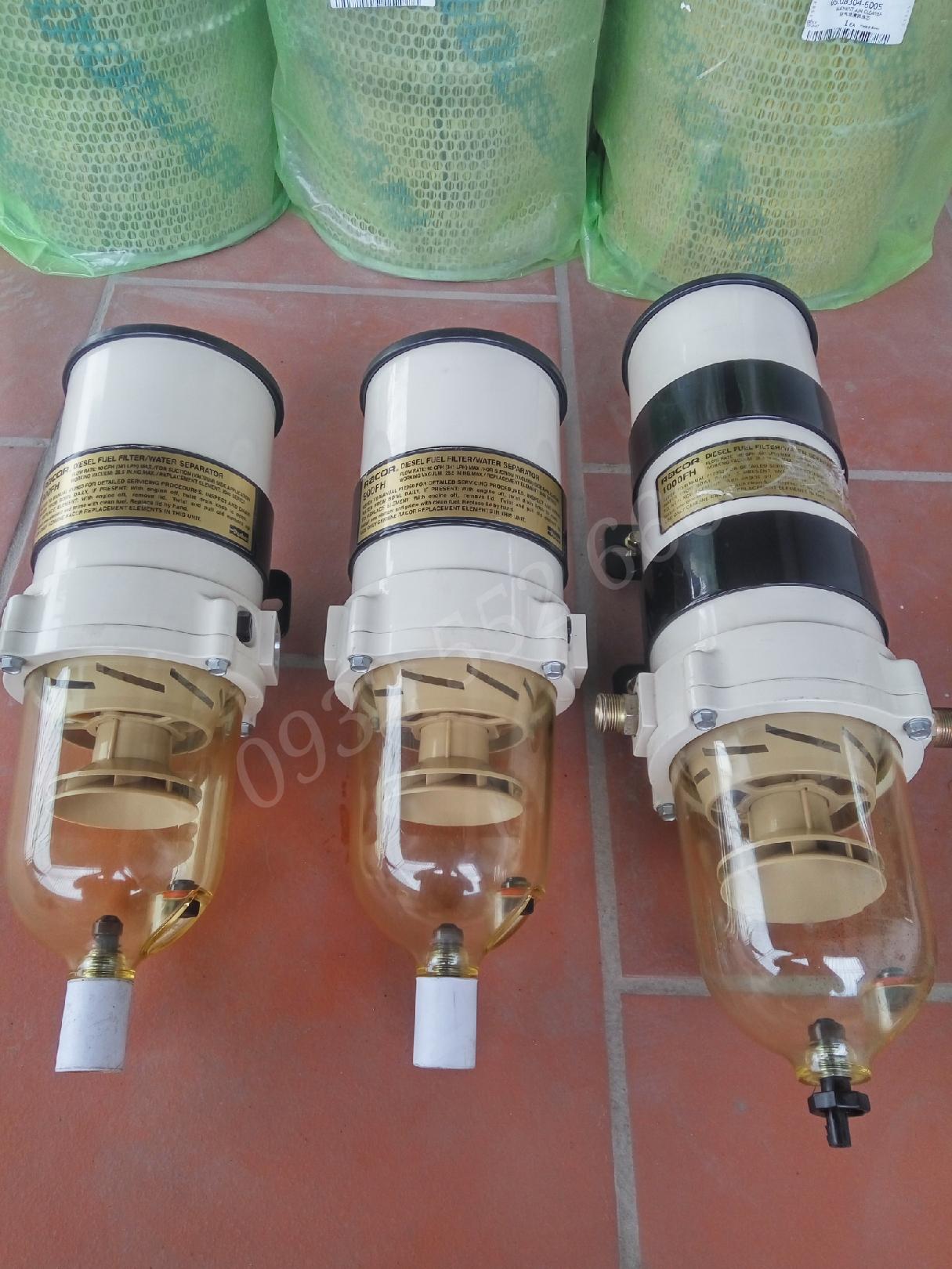 Lọc tách nước 900FH, 1000FH