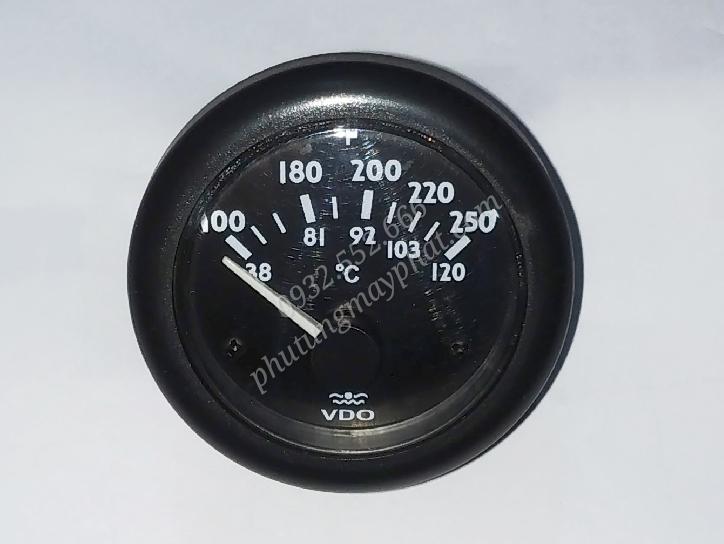 Đồng hồ báo nhiệt độ nước class=