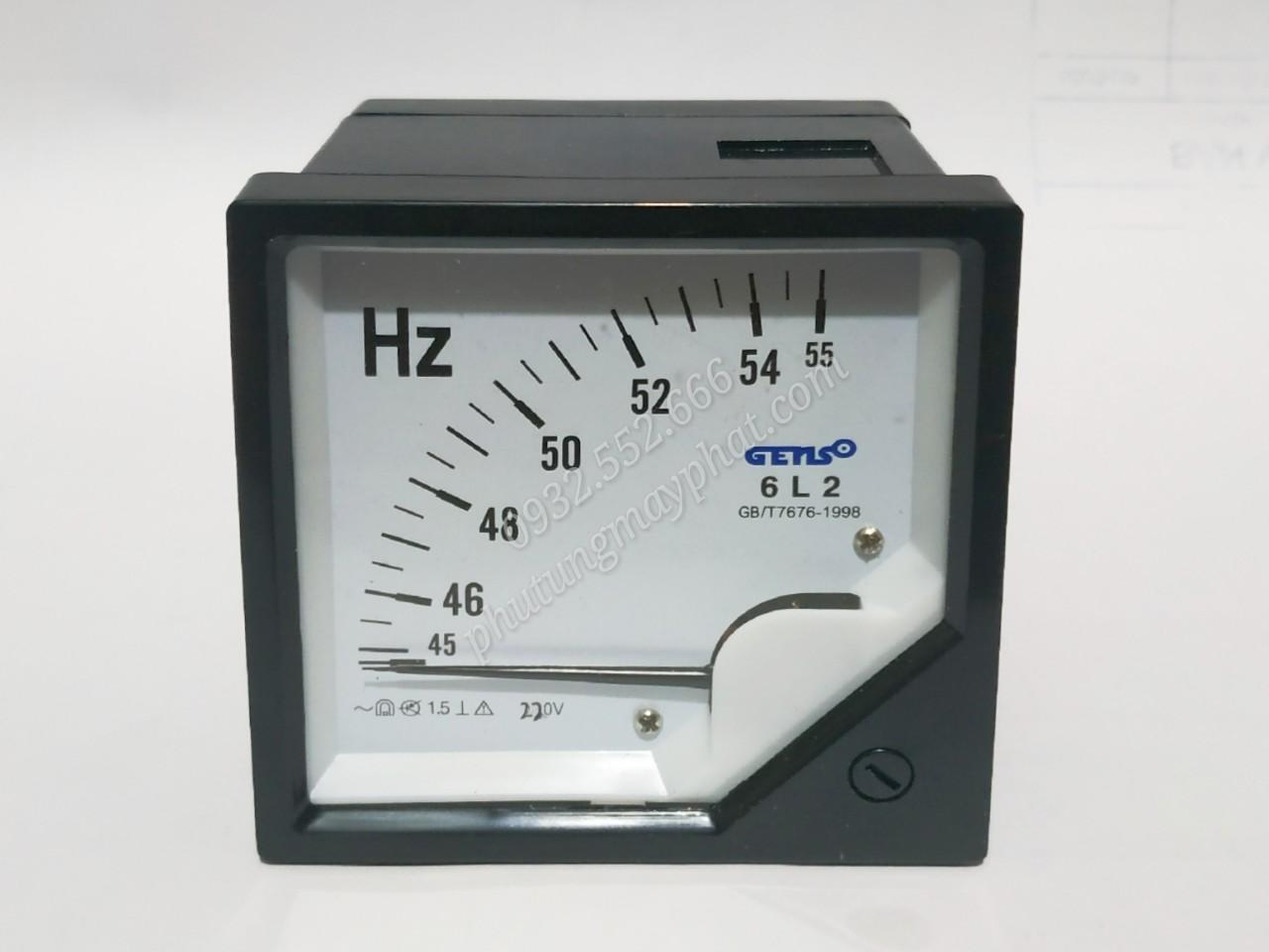 Đồng hồ hiển thị tần số 6L2 class=